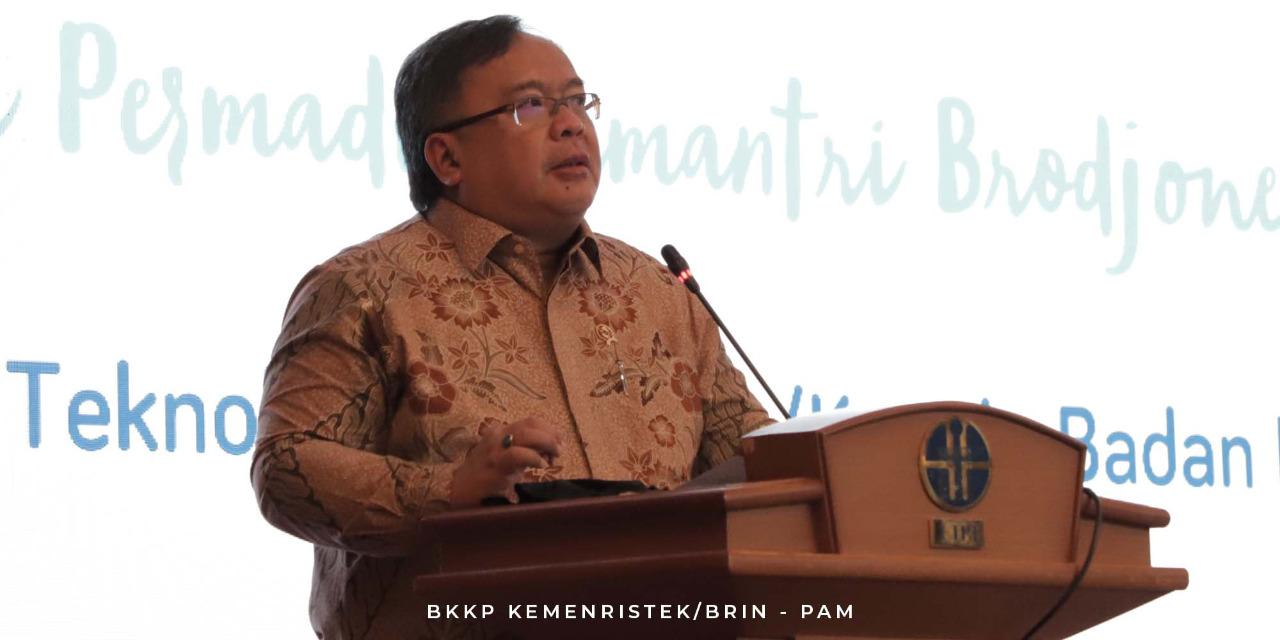 Menristek/Kepala BRIN Dorong Riset Pangan dan Nutrisi sebagai Solusi Penanganan Stunting di Tengah Pandemi COVID-19 - Berita Terkini