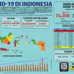 Infografis COVID-19 (11 Juli 2020)