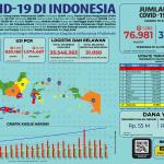 Infografis COVID-19 (13 Juli 2020)