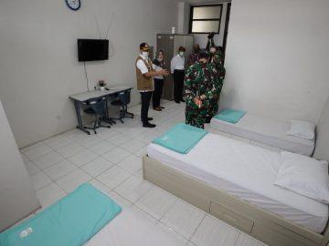 Ketua Gugus Tugas Tinjau Kesiapan Balai Jasa Konstruksi IV Surabaya - Berita Terkini