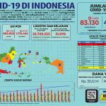 Infografis COVID-19 (17 Juli 2020)