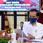 Presiden: Jadikan Penanganan Covid-19 sebagai Model Percepatan Pengurangan TBC - Berita Terkini
