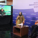 Rotan Jadi Simbol Kedisiplinan dan Edukasi Protokol Kesehatan di Kota Ambon - Berita Terkini
