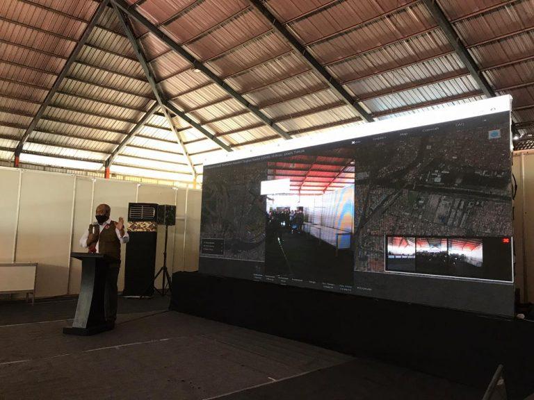 Posgagah Bantu Percepatan Penanganan COVID-19 Wilayah Jawa Timur - Berita Terkini