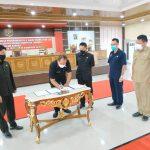 DPRD Sanggau Gelar Rapat Paripurna Penetapan Perubahan Tatib