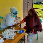 Reaktif, 23 Warga Sungai Bemban Diisolasi di Bangunan Sekolah