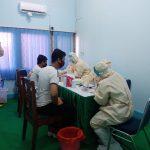 DINSOSP3AKB Kab. Sanggau gelar Rapid Tes untuk deteksi COVID 19