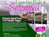 Akan Digelar Seminar dan Launching Buku tentang Prasasti Batu Sampai, Setompak, Sanggau