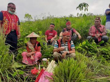 Gawai Dayak Kab. Sanggau Tahun 2020 Ditiadakan, Namun Ritual Adat Tetap Dilaksanakan