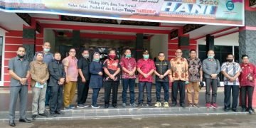 Bupati Sanggau Audiensi Bersama Komisi IV DPRD Kalbar