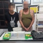 Polsek Entikong Ungkap Narkoba Seberat 1,9 Kilogram