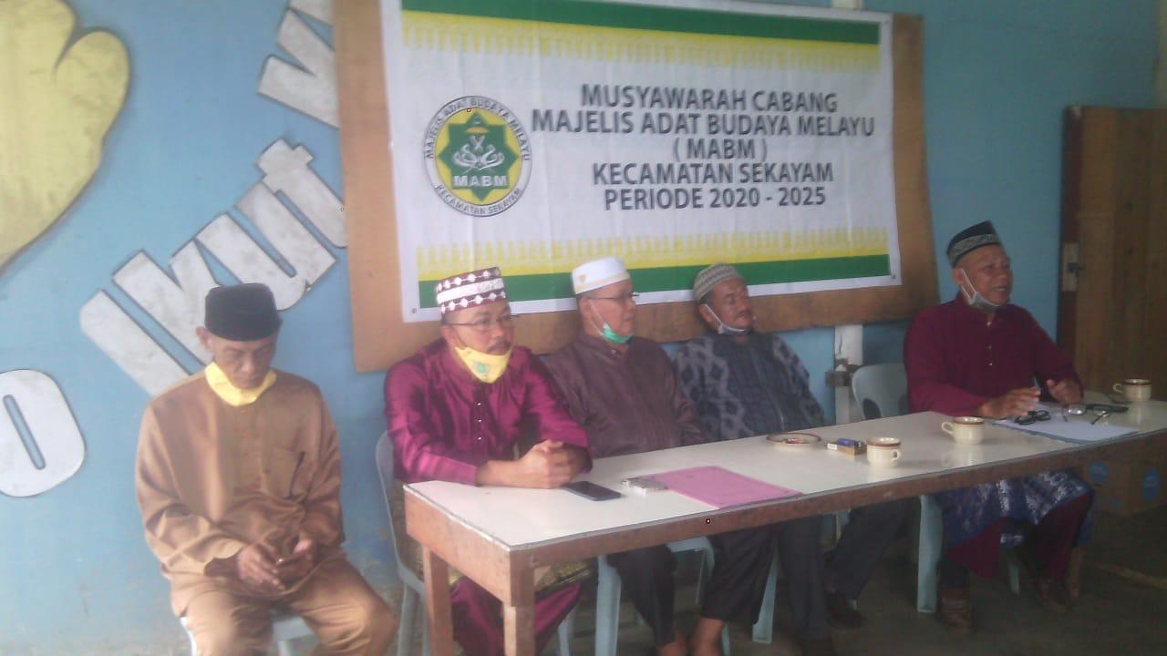 Ketua MABM Sanggau : Muscab Wahana Konsolidasi Internal Organisasi