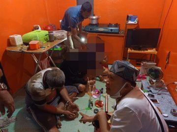 Kembali Jual Narkoba, Residivis Ini Ditangkap Petugas Polsek Tayan Hilir
