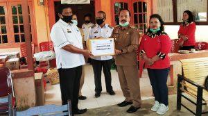 Peduli Kasih Untuk Masyarakat Yang Terdampak Banjir Bandang