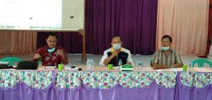 Mensosialisasikan Rencana Anggaran Biaya (RAB) KUD HIMADO Pengusul Program PSR