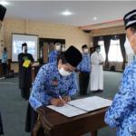 Wabup Sanggau minta pejabat fungsional tingkakan kinerja