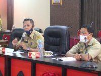 Dinas Kominfo Sanggau Gelar Rapat Teknis Pengelola Pengaduan SP4N Lapor Daerah Kabupaten Sanggau