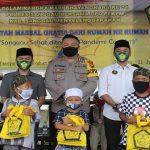 52 Anak Ikuti Sunatan Massal Polres Sanggau Bersama PFKPM