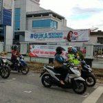 Operasi Patuh Kapuas, Sat Lantas Polres Sanggau Tilang 10 Pengendara