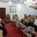 Bahas Tuntutan Masyarakat, Manajemen PTPN XIII Audiensi dengan Bupati Sanggau