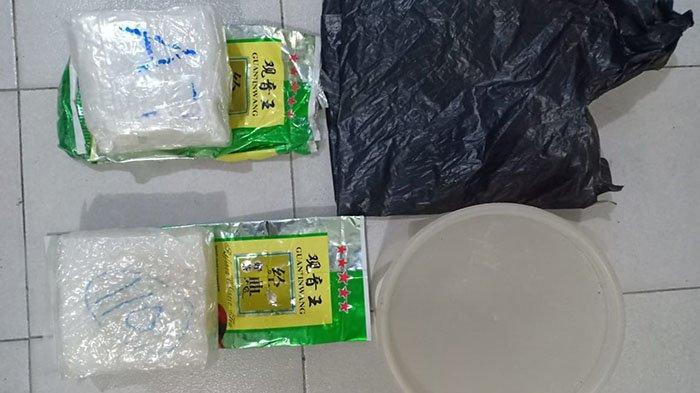Kronologi Polres Sanggau Tangkap 2 Pria Saat Bawa 1,9 Kg Sabu-sabu