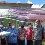 Tokoh Pemuda Apresiasi Wabup Sanggau Beri Semangat 23 Warga Sungai Bemban yang Diisolasi