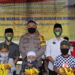 Peringati Hari Bhayangkara ke-74, Polres Sanggau dan PFKPM Gelar Sunatan Massal