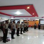 38 Personel Polres Sanggau Naik Pangkat Satu Tingkat