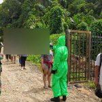 TNI Gagalkan UpayaPenyelundupan Orang di Entikong
