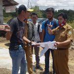 Pemkab Sanggau Bangun Akses Jalan Menuju RSUD M.Th. Djaman