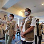 Pesan Kepada Sukarelawan Penanganan COVID-19, Doni: Jaga Kesehatan! - Berita Terkini