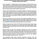 Pemerintah Umumkan Penyesuaian Keputusan Bersama Empat Menteri tentang Panduan Pembelajaran di Masa Pandemi COVID-19 - Berita Terkini