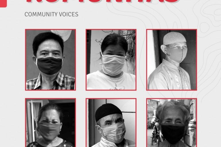 Suara Komunitas, Persepsi Masyarakat Terhadap COVID-19 - Berita Terkini