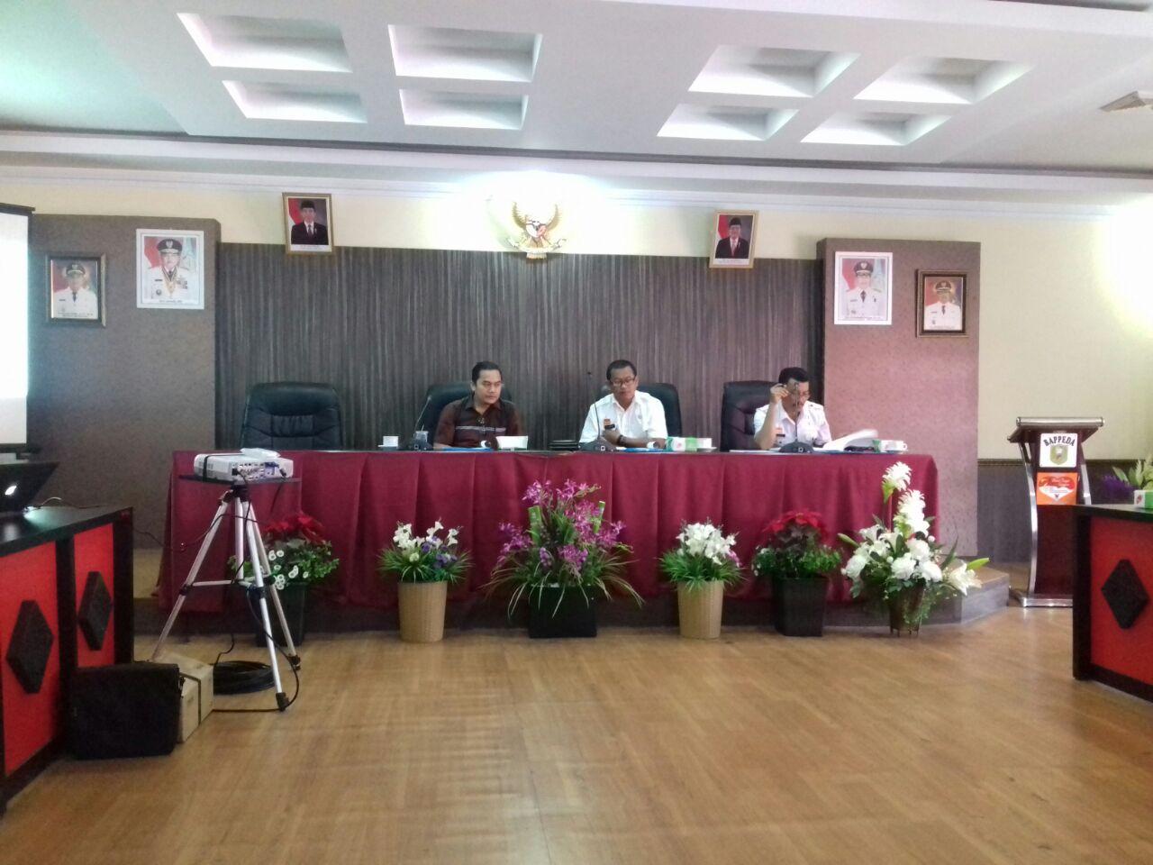 Analisa Kelayakan Bisnis Utama Perusahaan Daerah Pusaka Daranante