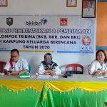 DINSOSP3AKB Kab. Sanggau Gelar Pembentukan dan Pembinaan Ketahanan Keluarga Berbasis Tribina