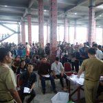 """Dalam Rangka Menghadiri Rapat Koordinasi DUKCAPIL dan Launching '' GISA """" Prov. Kalbar"""