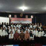 Diklat Prajabatan CPNS Golongan II Formasi K1 dan K2 Dilingkungan Pemerintah Kabupaten Sanggau