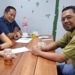 Dikunjungi Chenomics, Kadis Bunnak Jelaskan Pembangunan Perkebunan di Kabupaten Sanggau