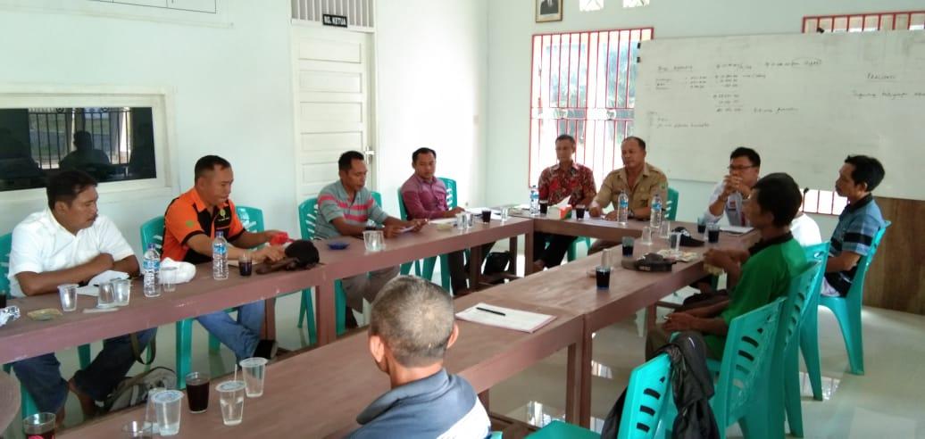 Dinas Perkebunan dan Peternakan Kabupaten Sanggau Giatkan Sosialisasi Program Peremajaan Sawit Rakyat