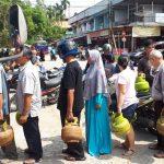 Harga Gas LPG di Kota Sanggau Tembus Rp 25 000 per Tabung