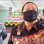 Konfrensi PGRI Kabupaten Sanggau Ke-8, Wabup Berharap PGRI Dapat Mengakomodir Seluruh Kepentingan Guru