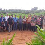 KUD Permai Desa Penyalimau Kunjungi Pembibitan Kelapa Sawit di PPKS Parindu