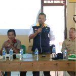 Kadis Bunnak Menghadiri Pertemuan Sosialisasi di KUD Ngudi Luhur Desa Penyalimau Jaya