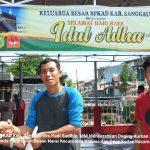 Keluarga Besar Badan Pengelola Keuangan dan Aset Daerah Kabupaten Sanggau Rayakan Idul Adha 1440 H/ 2019 M