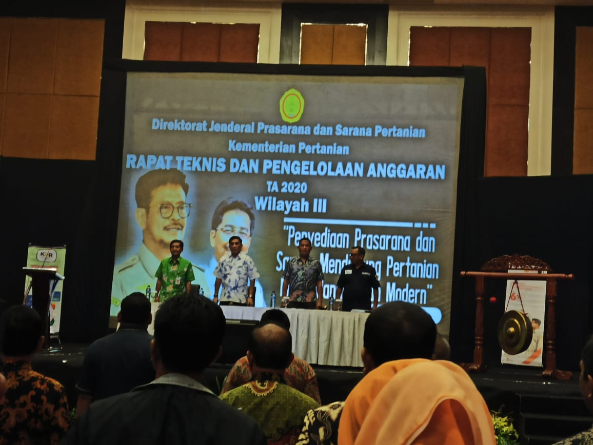 Kementrian Pertanian Mendukung Pengembangan Usaha Peternakan di Daerah
