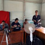 Pelayanan Langsung Ke Desa Kuala Buayan Kec. Meliau