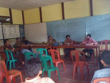 Pembinaan Aparatur Desa dan BPD Desa Tanggung Kecamatan Jangkang