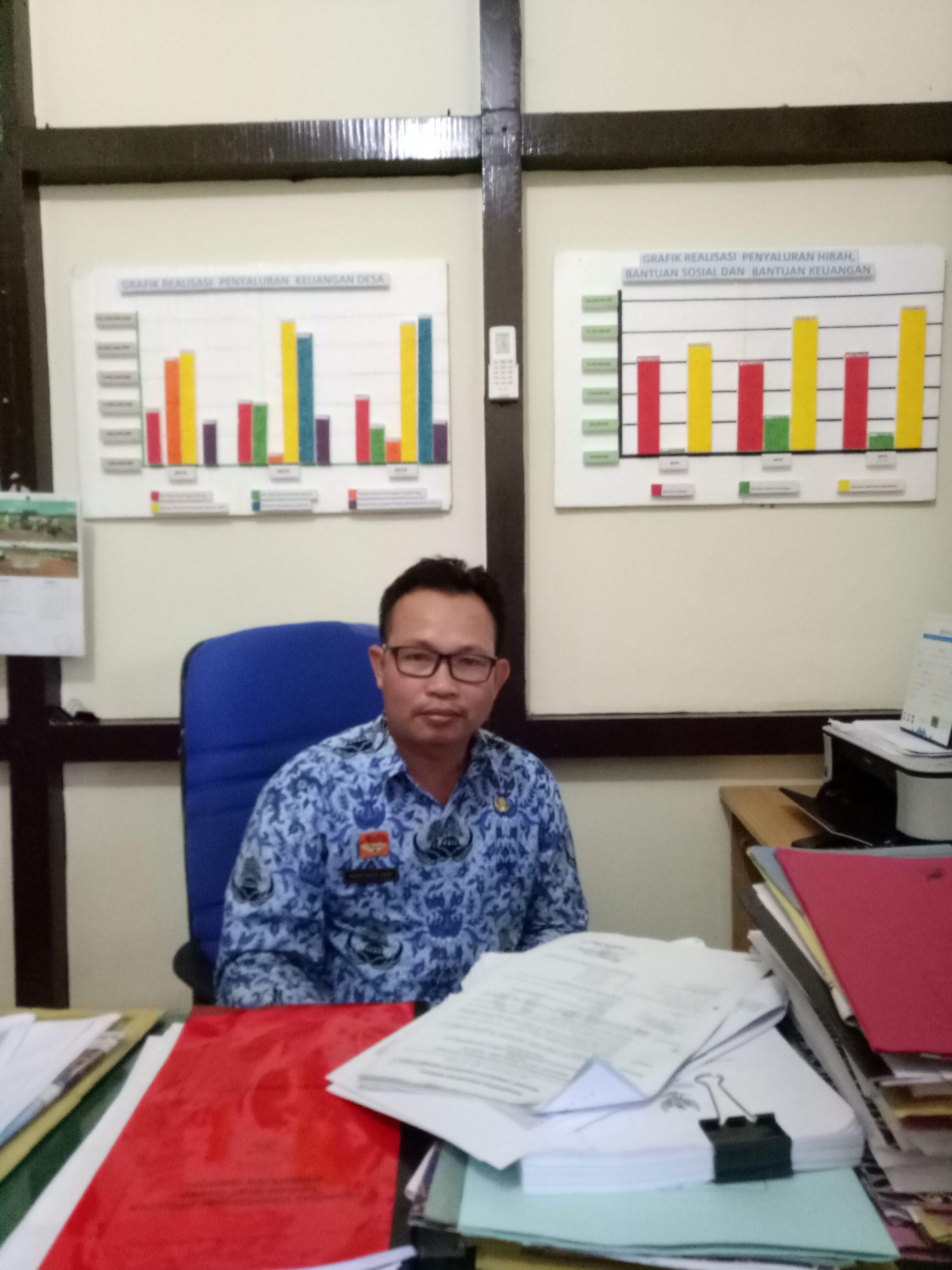 Pencairan DD dan ADD Kabupaten Sanggau Tahap Pertama Telah Selesai di Transfer