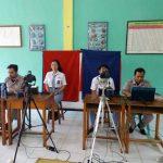 Perekaman KTP EL di Sekolah SMA KARYA KASIH di Kecamatan Parindu
