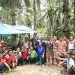 Peremahan Tanah Sebelum Pengerjaan Tumbang Chipping